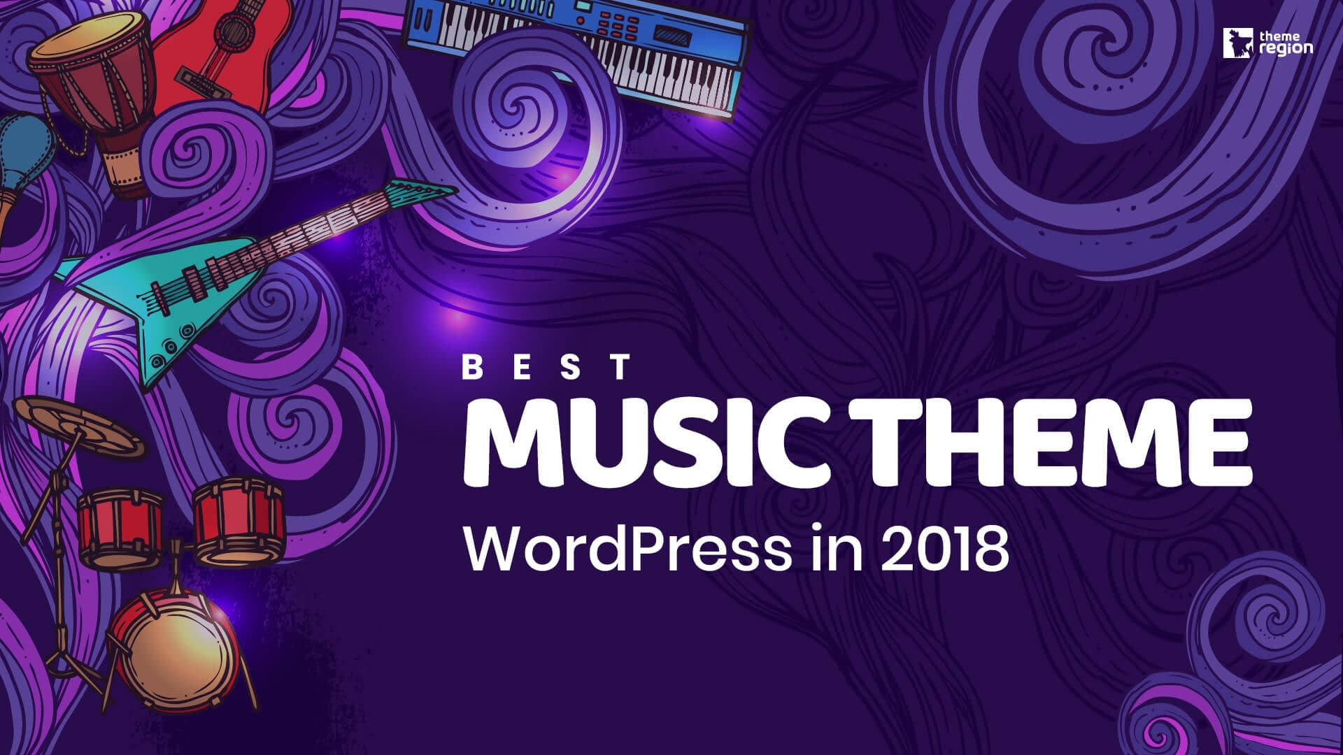 Best Music WordPress Themes 2020