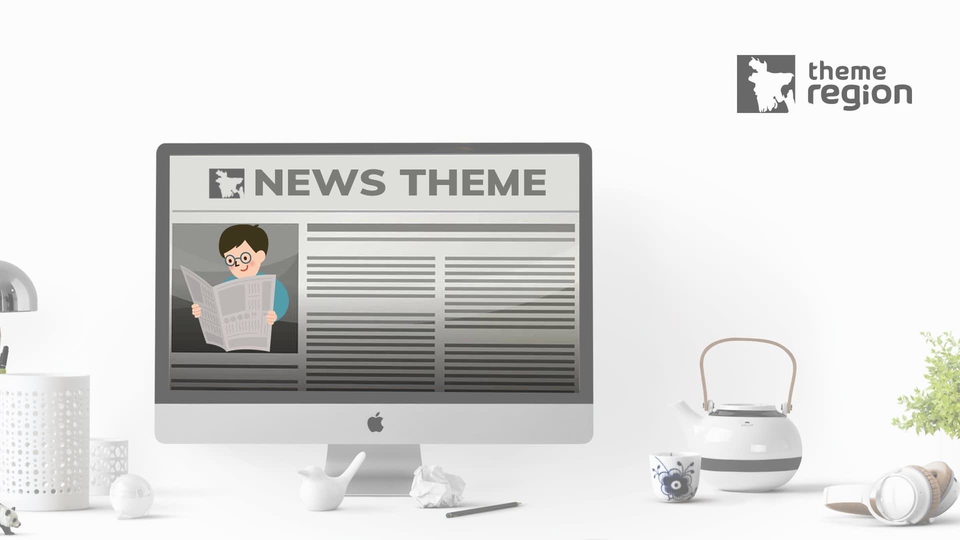 How does a newspaper template help to improve a website? – 10 Reasons You Should Know
