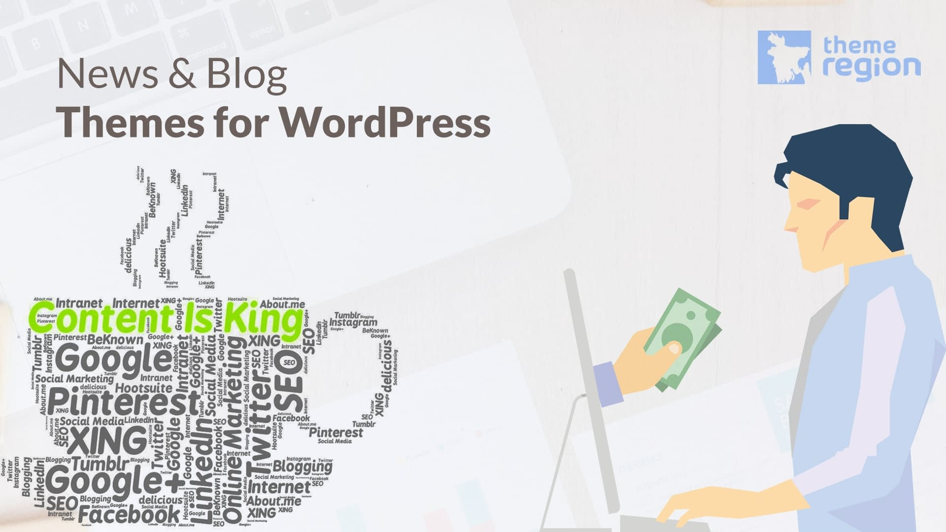 7 News Blog Themes for WordPress – 100% Money Makers
